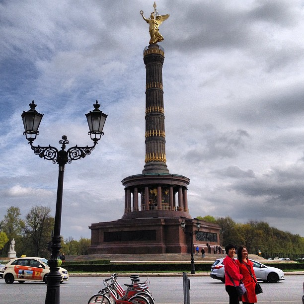 نتيجة بحث الصور عن برلين عمود النصر