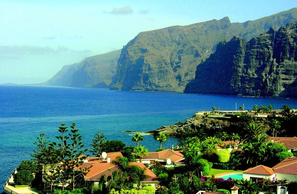 جزر الكنارى فى أسبانيا واحدة من أجمل الجزر على مستوى العالم