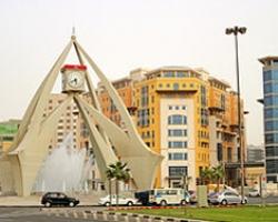 برج الساعة دبي