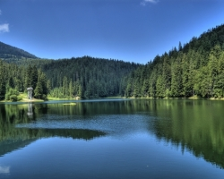 lake carpathians