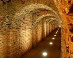 underground tunnels lviv