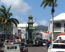 سانت كيتس ونفيس (جنة الكاريبي )
