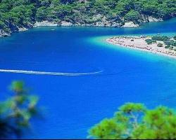 اوزنجول البحيرة الرائعة