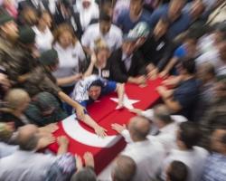 ضحايا المدنيين في تركيا