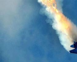 طائرة سوخوي الروسية - تركيا
