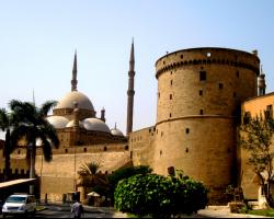 قلعة صلاح الدين ومسجد محمد على