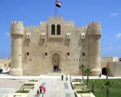 قلعة قايتباى بالاسكندرية