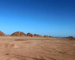 الطبيعة في شرم الشيخ