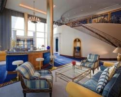 استقبال فندق برج العرب