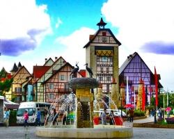 القرية الفرنسية بماليزيا