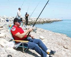 صيد الاسماك في الكويت