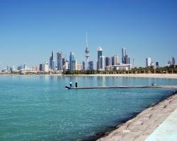 صيد السمك في الكويت