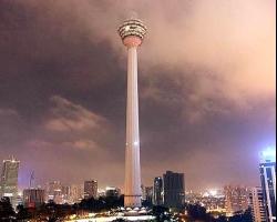 منارة كوالالمبور الشاهقة Menara Kuala Lumpur