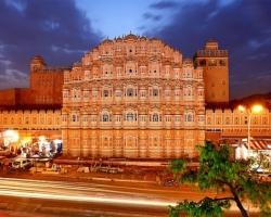 قصر الرياح فى الهند