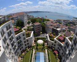 فندق سي في كي بارك البسفور إسطنبول