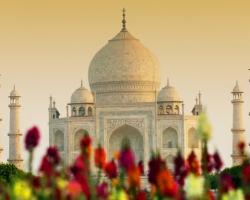 تاج محل فى الهند