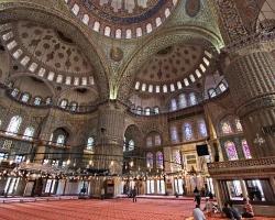 جامع السلطان احمد باسطنبول