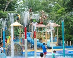 حديقة الحيوان فى سنغافورة