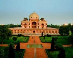 مقبرة همايون فى الهند