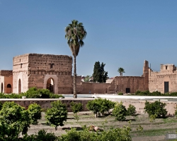 قصر البديع فى مراكش