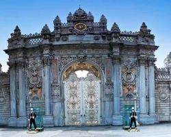 قصر دولما باشا اسطنبول