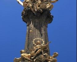 عمود الثالوث المقدس في أولوموتس