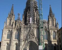 كاتدرائية برشلونة