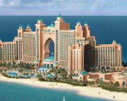 فندق أتلانتس النخلة فى دبي