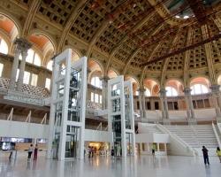 المتحف الوطني للفنون الكتالونية برشلونة