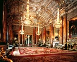 قصر باكنغهام لندن Buckingham Palace
