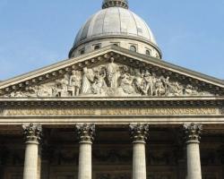 مقبرة العظماء فى باريس