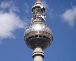برج التلفزيون في مدينة برلين