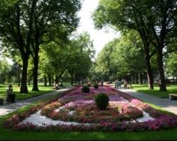 حدائق ألكساندروفسكى فى موسكو