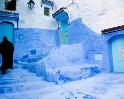 مدينة الشاون المغربية