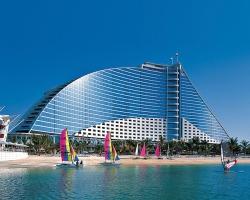 فندق جميرا بيتش في دبي