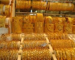 سوق الدهب فى دبى