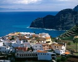 جزر الكنارى فى اسبانيا