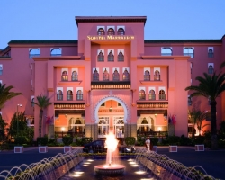 فندق سوفيتيل مراكش باليه إمبيريال