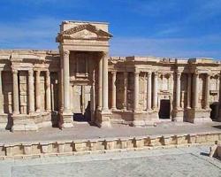 مدينة جرش الأثرية فى الأردن