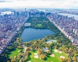 الحديقة المركزية في نيويورك Central Park