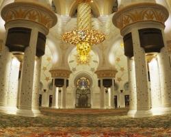 مسجد الشيخ زايد الكبير فى أبوظبى