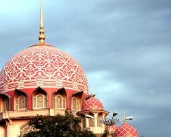 مسجد بوترا فى ماليزيا