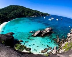 جزر سيملان فى تايلاند Similan Islands