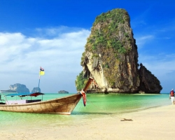 شاطئ رايلى فى بانكوك