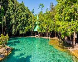 البحيرة الكريستالية في كرابى