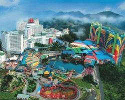 مرتفعات جنتنج فى ماليزيا