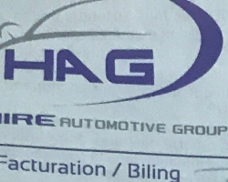 شركة green motion - HAG