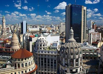 السياحة في بوينس آيرس