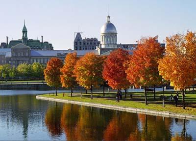 السياحة في مونتريال