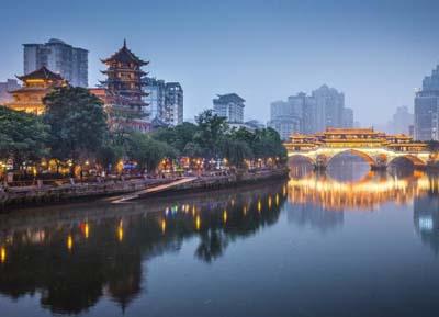 السياحة في وتشنغدو